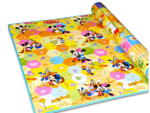 Plastic Play Mat Playing Carpet Rug Blanket For Babies