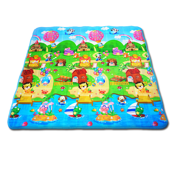 Double Sided Baby Foam Play Mat 29 99 1 Shipping