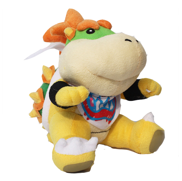 Buy The Best Selling Plush Toy Bowser Jr Get Him For