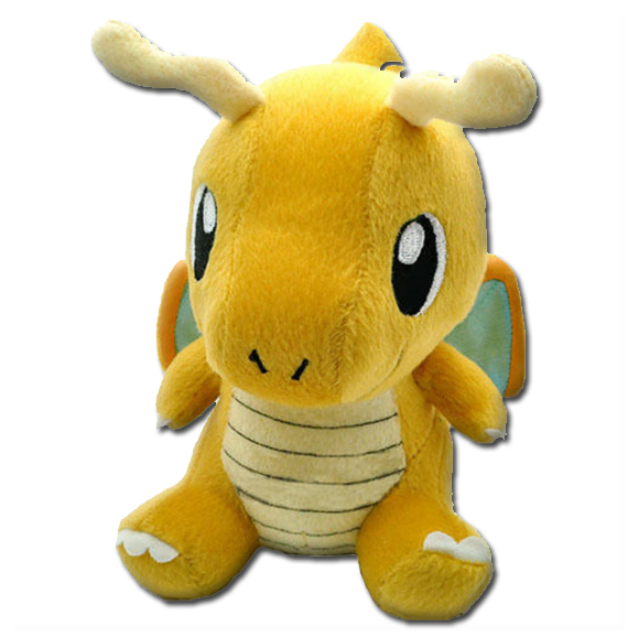 Buy 7 Quot Dragonite Pokemon Stuffed Animal 9 99 1 Shipping